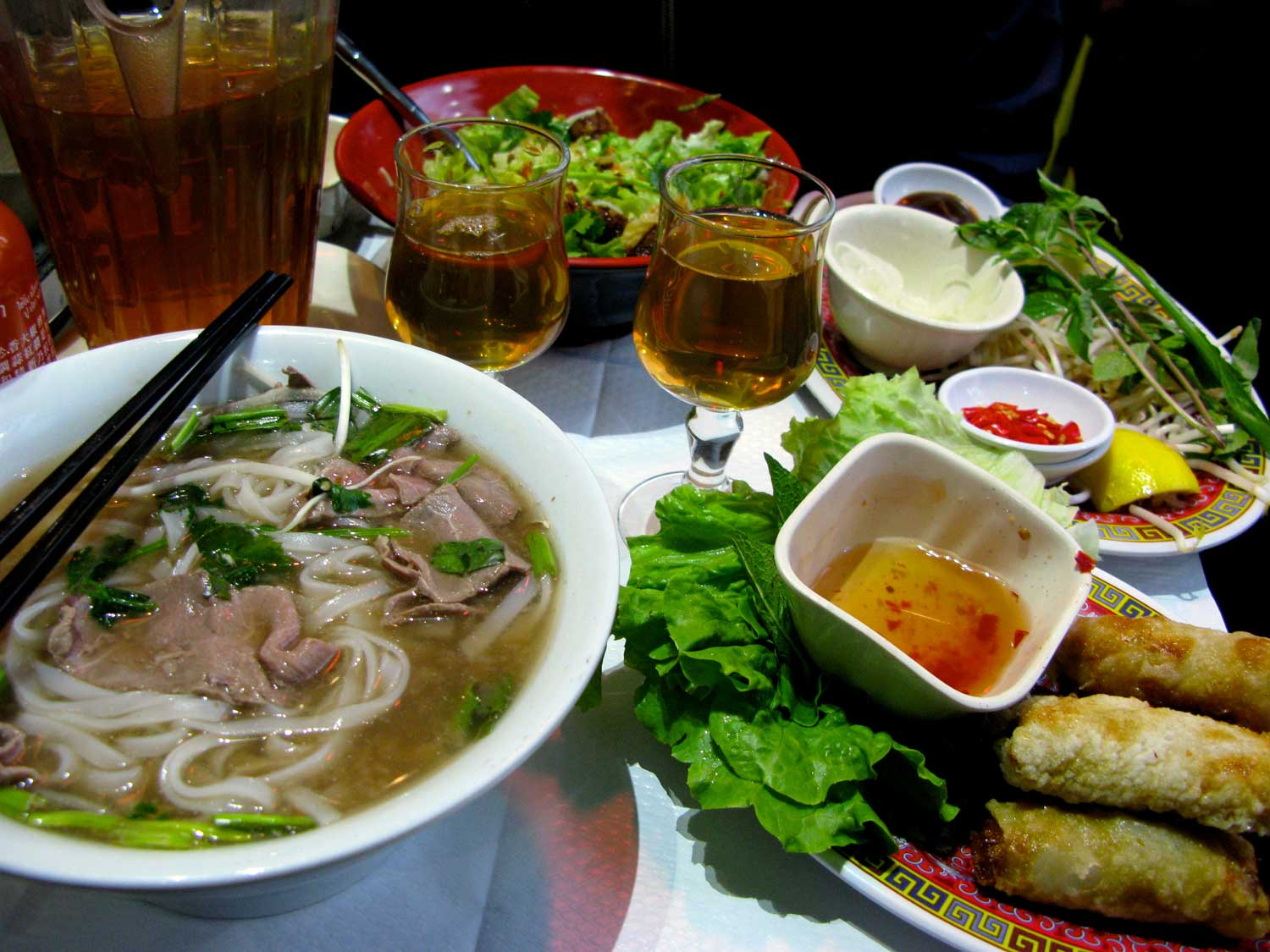 pho 14 life is a voyage food