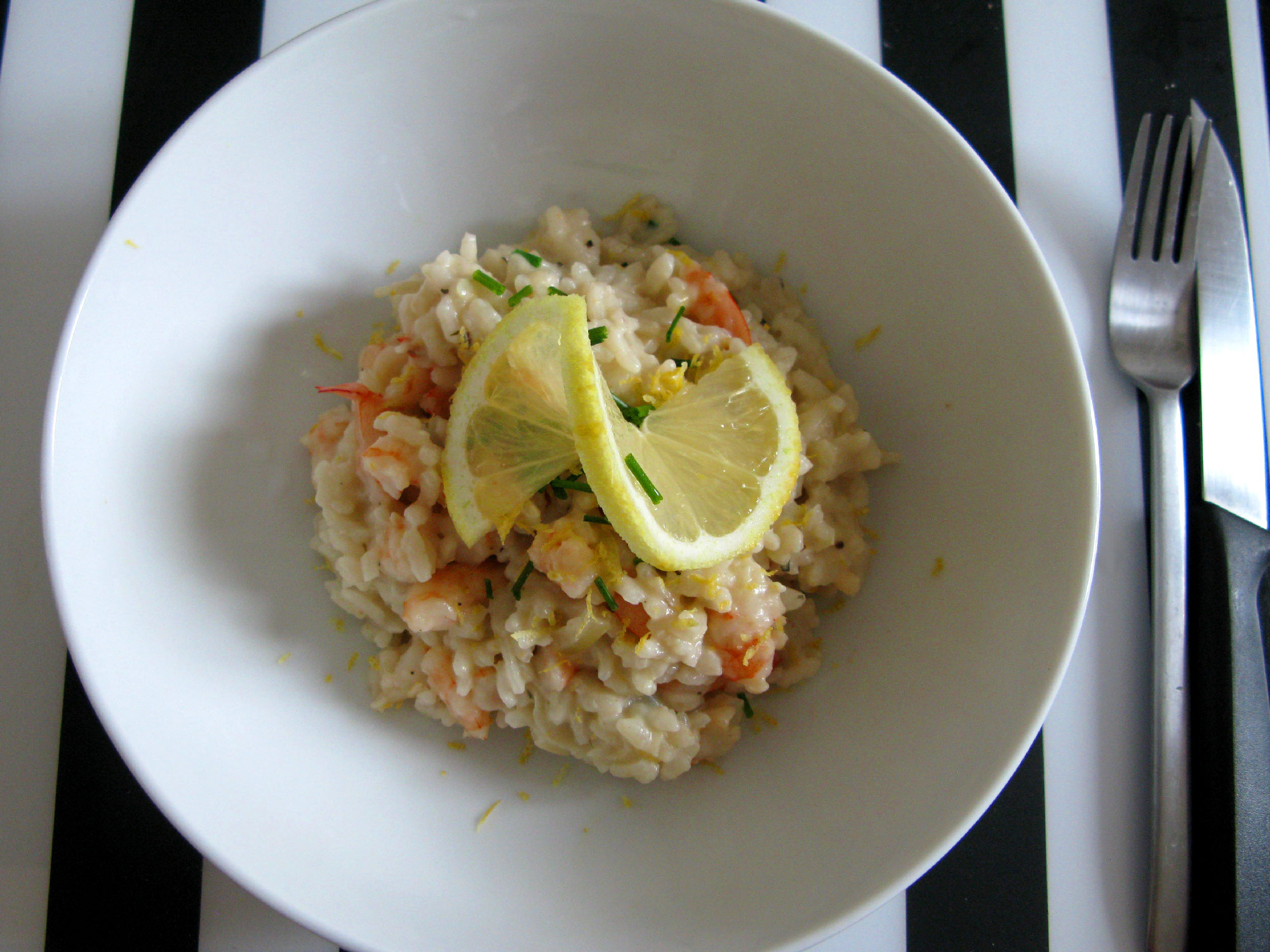 food challenge risotto crevettes coco life is a voyage 3