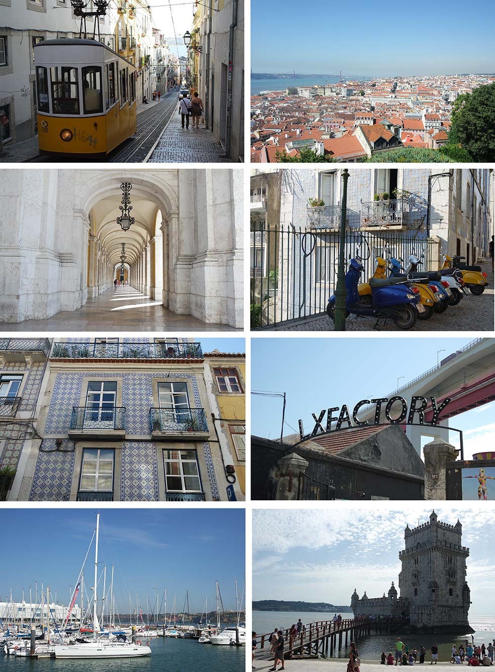 lisbonne portugal life is a voyage road trip